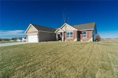 Mascoutah New Construction For Sale: 9713 Quapaw Court