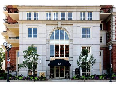 Clayton Condo/Townhouse For Sale: 150 Carondelet Plaza #303