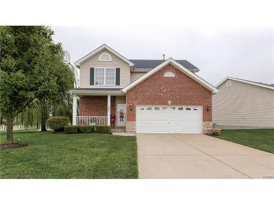 Wentzville MO Single Family Home For Sale: $199,000