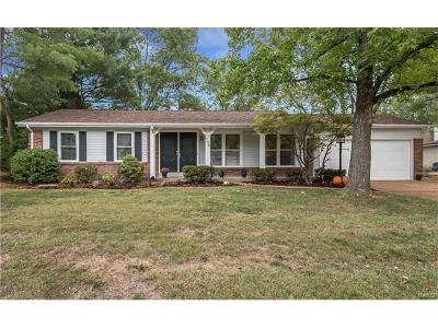 Manchester Single Family Home For Sale: 109 Whitewater Drive