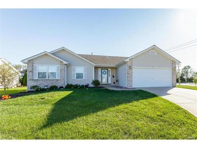 Wentzville MO Single Family Home Coming Soon: $239,900