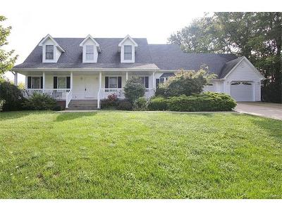 Highland Single Family Home For Sale: 3844 Meadow Lane