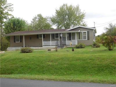 New London MO Single Family Home For Sale: $64,900