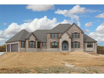 Augusta, Defiance, New Melle Single Family Home For Sale: 5 White Heron Estates