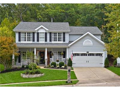 Eureka Single Family Home For Sale: 644 Legends View