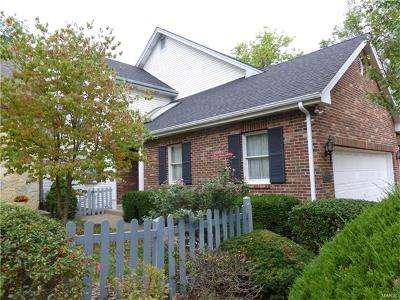 Chesterfield MO Single Family Home For Sale: $420,000
