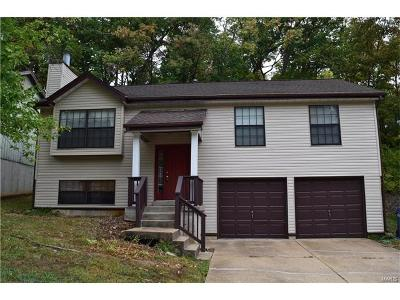 Ballwin Single Family Home For Sale: 577 Woodlyn Crossing