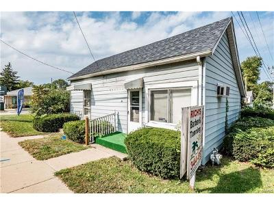 Commercial For Sale: 211 North Main Street