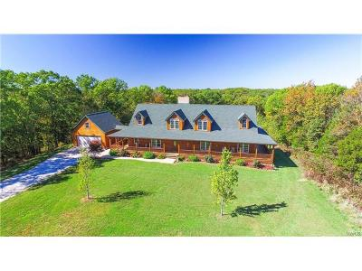Warrenton Single Family Home For Sale: 23020 Macedonia Church Road