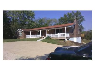 Wentzville Single Family Home For Sale: 3201 Highway P