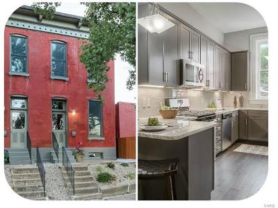 St Louis Single Family Home For Sale: 2813 South 18th