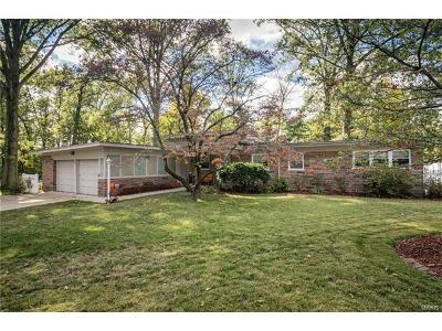 Belleville Single Family Home For Sale: 7 Heather Drive
