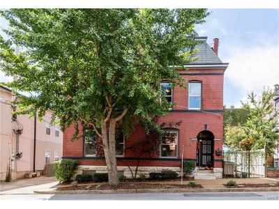 St Louis Single Family Home For Sale: 1014 Lami Street