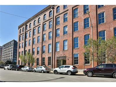 St Louis Condo/Townhouse For Sale: 721 North 17th Street #202