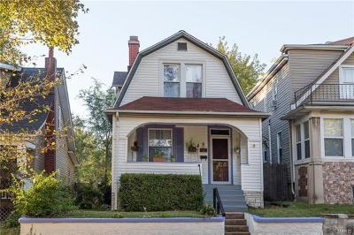 St Louis Single Family Home For Sale: 5505 Grace Avenue