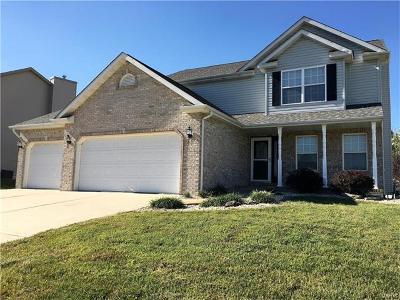 O'Fallon Single Family Home For Sale: 7021 Bellingham Circle