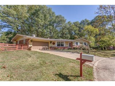 Swansea Single Family Home For Sale: 501 Leawood Drive
