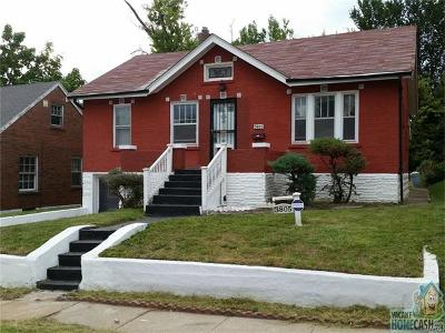 St Louis County Single Family Home For Sale: 3805 Avondale Avenue