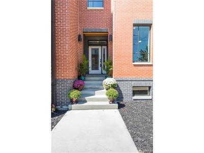 St Louis Condo/Townhouse For Sale: 2903 Indiana Avenue