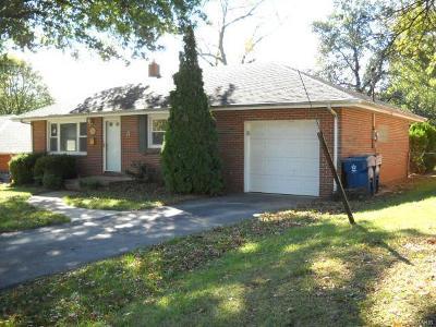 Alton IL Single Family Home For Sale: $81,500