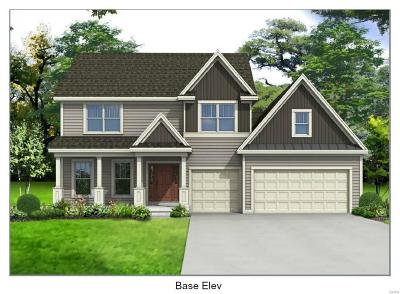 Wentzville Single Family Home For Sale: Essex@carlton Glen Place