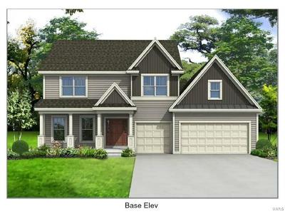 St Charles County Single Family Home For Sale: Essex@provence Place
