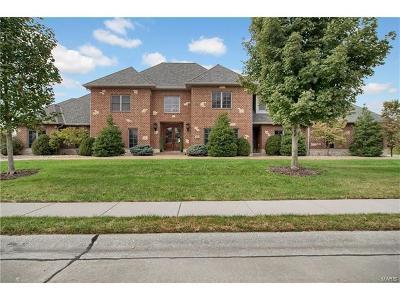 O'Fallon Single Family Home For Sale: 1673 Lancaster