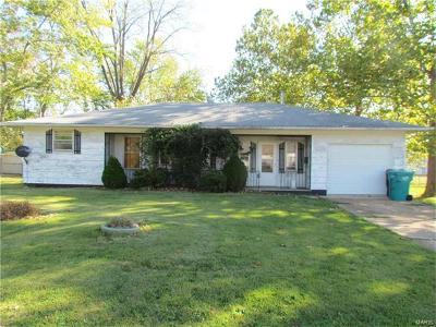 Franklin County Single Family Home For Sale: 250 Jackson Street