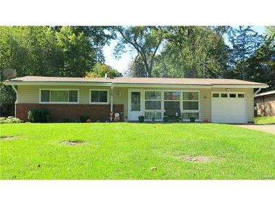St Louis County Single Family Home For Sale: 36 Graeler Drive