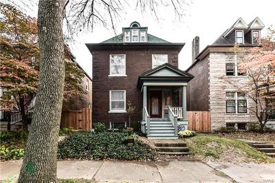 St Louis Single Family Home Coming Soon: 3718 Humphrey