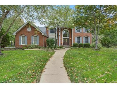 Chesterfield Single Family Home For Sale: 1608 Baxter Lane Circle