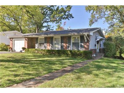 St Louis County Single Family Home Coming Soon: 419 Alfred Avenue