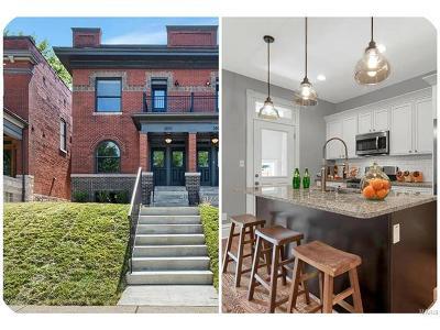 St Louis Single Family Home For Sale: 3892 Utah