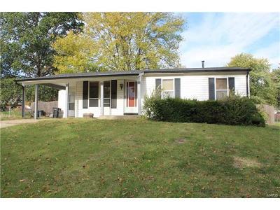 O'Fallon Single Family Home For Sale: 423 Fire Tree Lane