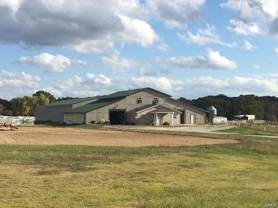 Marthasville Farm For Sale: 11832 Links