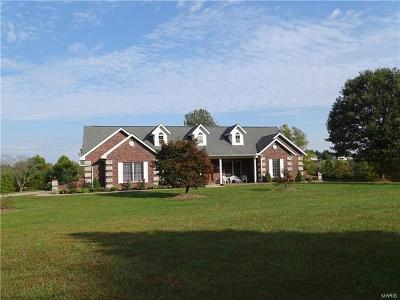 Jackson Single Family Home For Sale: 140 Cheshire Lane
