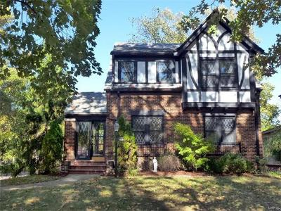University City Single Family Home For Sale: 7267 Colgate Avenue