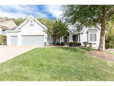 Ellisville Single Family Home For Sale: 842 Dogwood Meadows