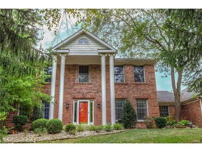Chesterfield Single Family Home For Sale: 15993 Downall Green Drive