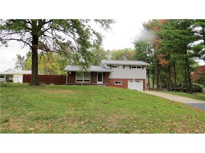 Godfrey IL Single Family Home For Sale: $133,900