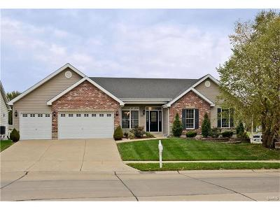 St Peters Single Family Home For Sale: 501 Legacy Pointe Drive