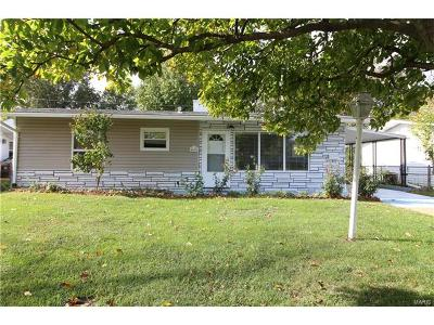 Affton Single Family Home For Sale: 4624 Frankfort Avenue