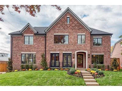 St Louis Single Family Home For Sale: 111 Crandon Drive