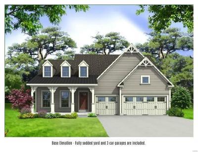 Wildwood Single Family Home For Sale: Braxton@brightleaf
