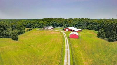 Brighton Single Family Home For Sale: 3738 Brown Road