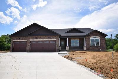 Caseyville New Construction For Sale: 1104 Lucca Court