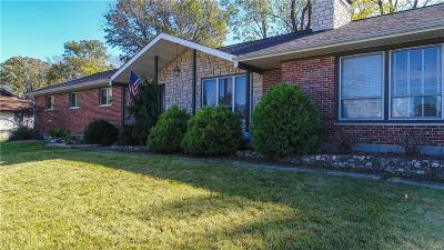Franklin County Single Family Home For Sale: 6 Dogwood