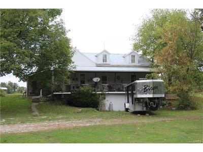 Foristell Farm For Sale: 2534 Cricket Hollow Drive