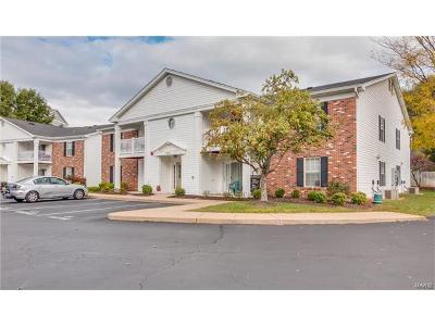 Manchester Single Family Home Contingent No Kickout: 3417 Country Stone Manor #F