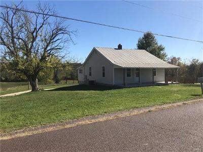 Troy Single Family Home For Sale: 378 Gravens